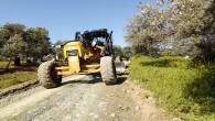 Antakya Belediyesi yolları yenilemeye devam ediyor
