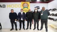 ATSO, Antakyalı 7 firmaya Uluslararası Ayakkabı Moda Fuarı'na katılım sağladı