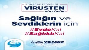 Antakya Belediyesi Koronavirüs ile Mücadelede Etkin Hizmet Sağlıyor
