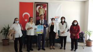 Hatay Büyükşehir Belediye Başkanı Savaş : Cumhuriyet Kadınları Derneği  Bizim Dertlerimize Derman Olacak Projeyi Başlatmıştır!