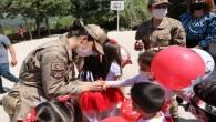 Bayan Jandarma Astsubaylardan 23 Nisan Etkinliği
