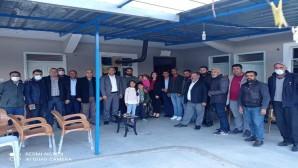 CHP İlçe Başkanı Ümit Kutlu: Antakya'mızın her mahallesinde büyümeye devam ediyoruz