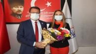 CHP Kadın Kolları Genel Başkanı Aylin Nazlıaka: Samandağ Belediyesi Örnek Bir Belediye!