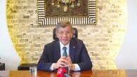 Gelecek Partisi Genel Başkanı Ahmet Davutoğlu: Cumhur ittifakının ömrünün çok uzun olacağını düşünmüyorum!