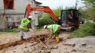 HAT SU: Döver'de içme suyu yenileme çalışmaları sürüyor