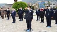 Türk Polis Teşkilatı'nın 176. Kuruluş yıldönümü Antakya'da kutlandı
