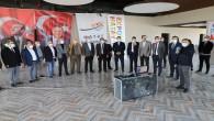 HAMOK Yöneticilerinden EXPO 2021 Antakya-Defne alanına ziyaret