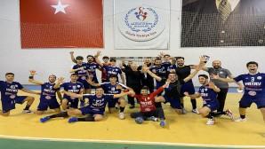 Hatay Büyükşehir Belediyespor Hentbol takımı Ankara takımını 29-28 yendi