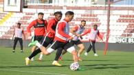 Atakaş Hatayspor Trabzon maçı hzırlıklarına tam hız sürdürüyor