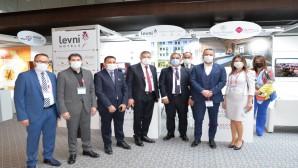 Hatay Büyükşehir Belediye Başkanı Lütfü Savaş, İstanbul'da Turizm elçileriyle buluştu