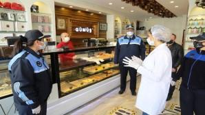 Hatay Büyükşehir Belediyesi ekipleri Ramazan öncesi denetimlerini sıklaştırdı