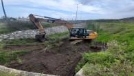 Hatay Büyükşehir Belediyesi Yağışlara karşı tedbiri elden bırakmıyor