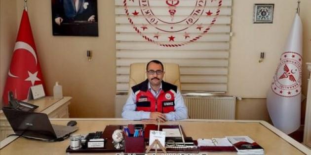 Hatay Sağlık Müdürü Dr. Mustafa Hambolat Ramzan ayındaki beslenmeye dikkat çekti!