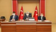 İl Koordinasyon Kurulu Toplantısı Vali Rahmi Doğan'ın başkanlığında Yapıldı