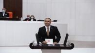 MHP Hatay Milletvekili Lütfi Kaşıkçı TBMM'de Güvenlik Korucuları'nın taleplerini yineledi