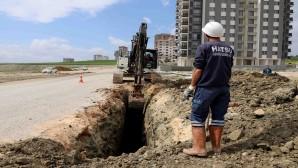 HAT SU: Saraycık'ın da alt yapı ihtiyacı karşılanıyor