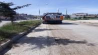 Antakya Belediyesi ekiplerinden kapsamlı temizlik çalışması