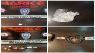 İskenderun'da 46 uyuşturucu tacirinden 3'ü tutuklandı