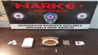 İskenderun Polisi Uyuşturucu İmalatı Yapan Ve Satan Kişiler İle Uyuşturucu Kullanıcılarına Göz Açtırmıyor
