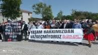 Sağlık Örgütlerinden Hükümete uyarı: Yaşam Hakkımızdan Vazgeçmiyoruz, Ölümleri Durdurun!