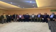 İskenderun Anadolu Gençlik Derneği'nde Bayrak değişimi