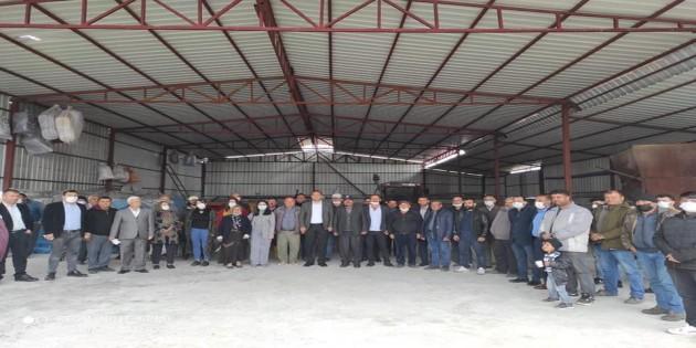 CHP Antakya İlçe Başkanı Ümit Kutlu: Ovamızın bereketli topraklarında filizleniyoruz