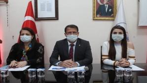 Samandağ Belediyesi Nisan Ayı Olağan Meclis Toplantısı Cuma Günü Gerçekleştirildi