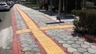 Hatay Büyükşehir Belediyesi, Alt yapısı tamamlanan bölgelerin kaldırımlarını yeniliyor