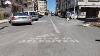 Antakya Belediyesi, Cebrail Mahallesindeki asfalt çalışmalarını tamamladı