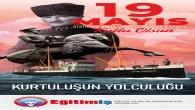 EĞİTİM-İŞ: Bağımsızlık mücadelemizin başlangıcının 102. Yıldönümü kutlu olsun