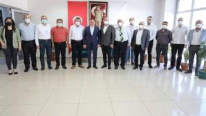 HAMOK: Turunçlu Arıtma Tesisi'nin taşınması için Büyükşehir Belediyesi'nin çalışmalara başlamasını bekliyoruz: