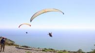 Hatay'lı Gençler 19 Mayıs'ı Samandağ semalarında uçarak kutladı