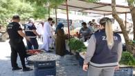 Hatay Büyükşehir Belediyesi  Zabıtaları Denetimlerine ara vermedi
