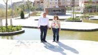Hatay Büyükşehir Belediyesi'nden Çekmece'ye 7.500 M2'lik Park