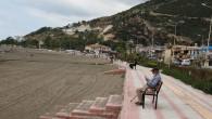 Hatay Büyükşehir Belediyesi Çevlik Sahilinde Dinlenme alanı oluşturdu!