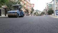 Hatay Büyükşehir Belediyesi'nin Antakya yollarını yenileme seferberliği!