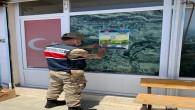 Jandarma'dan Hırsızlara karşı afişli broşürlü önlem