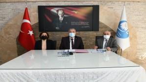 ANTAKYA BELEDİYE MECLİSİ  17 MAYIS PAZARTESİ GÜNÜ SAAT 13.30'DA TOPLANIYOR