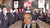 Türkiye Muharip Gaziler Derneği'nden iş insanı merhum Nevzat Şahin'in ruhuna Yasin-i Şerif okutuldu