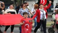 CHP Hatay Milletvekili Suzan Şahin: Gençlik d ATA'sının ilkelerinin ışığında, vatan aşkıyla dimdik yürüyor!