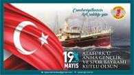 Türkiye Gazeteciler Federasyonu: 19 Mayıs, Cumhuriyetimizin kök saldığı gündür!