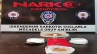 İskenderun'da Uyuşturucu Operasyonları Devam Ediyor
