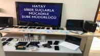 Kırıkhan'da Yasadışı Bahis operasyonu: 21 Kişi Gözaltına Alındı