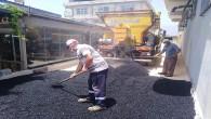 Antakya Belediyesi, Altyapı çalışmaları tamamlanan yollarda çalışmalar devam ediyor