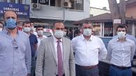 Samandağ Güneypark Hastanesi'nde Avukat ve İcra Müdürüne Saldırı