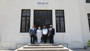 Paraguay Büyükelçisi Ceferino Peralta: Hatay'da Kilise ve Caminin yan yana olması çok hoşuma gitti!