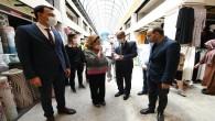 Kültür Turizm Bakan Yardımcısı Özgül Özkan Yavuz, Antakya'da incelemelerde bulundu
