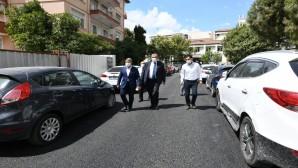 Başkan Yılmaz: Söz verdiğimiz gibi şehrimizi asfaltla buluşturmaya devam ediyoruz!