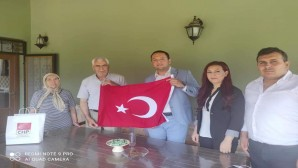 CHP Antakya İlçe Başkanı Ümit Kutlu: Halkımızın gönlüne umut tohumları ekmeye devam edeceğiz!