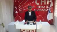 CHP Hatay İl Başkanı Hasan Ramiz Parlar, Birden fazla maaş alan AKP'lilerle ilgili konuştu: Kul Hakkı yemekten başka bir şey değil!